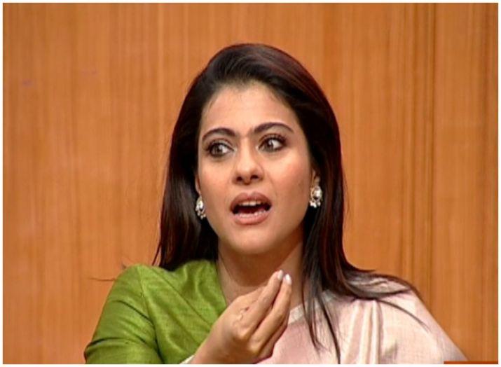 Kajol- India TV