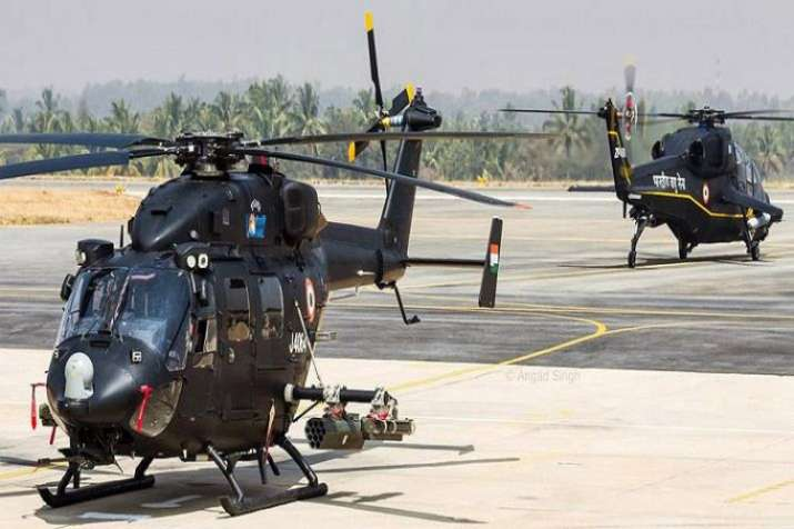 Major boost for Indian Navy as government gives nod for procurement of 111 utility helicopters worth- India TV