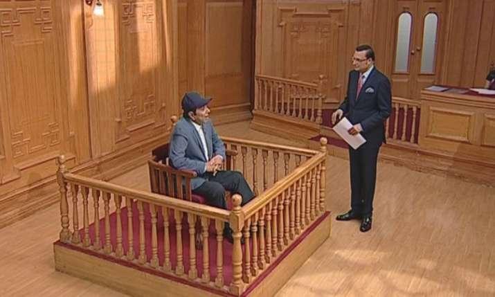 Dharmendra in Aap Ki Adalat - India TV