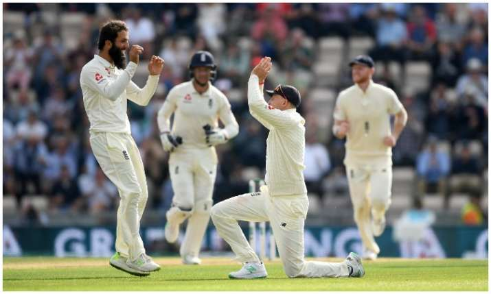 India vs England 4th Test Day 2- India TV