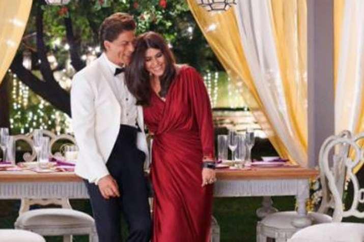 Shah Rukh Khan, Ekta Kapoor- India TV