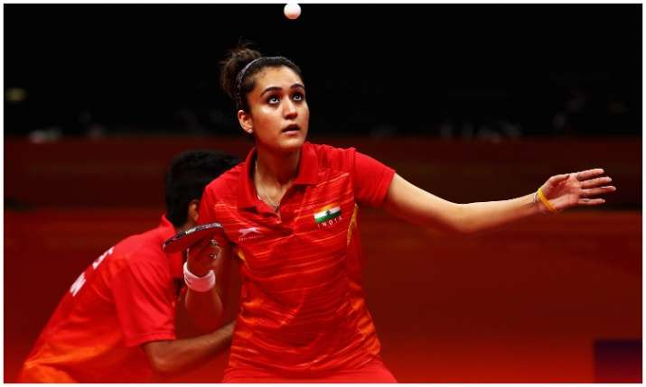 Manika Batra, Achanta Sharath- India TV