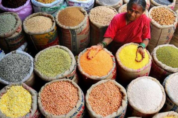 India produces record food grains in 2017-18 says 4th advance estimate- India TV Paisa