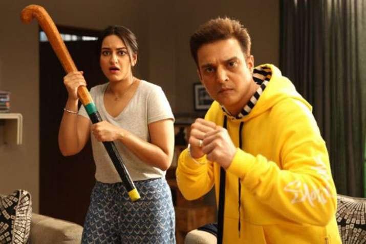 Sonakshi Sinha, Jimmy Sheirgill in Happy Phirr Bhag Jayegi- India TV