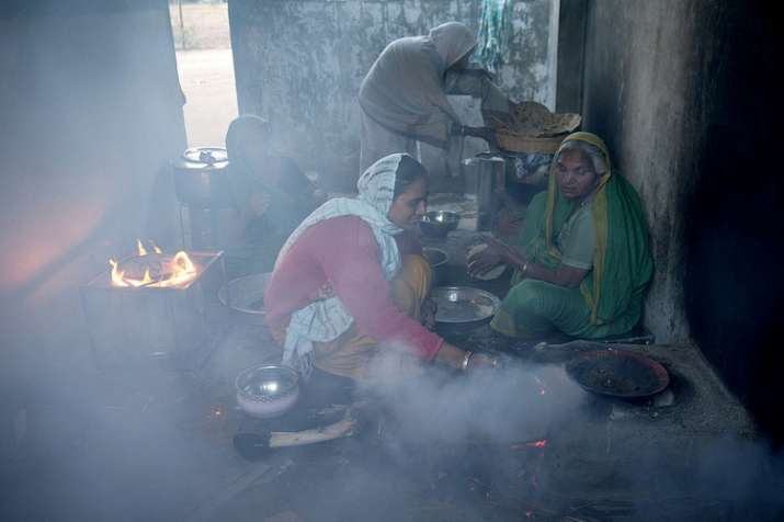 Household air pollution- India TV