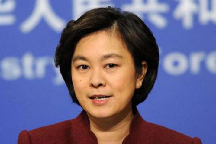 Hua Chunying   AP Photo- India TV