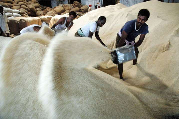 India exported more than 4 million tons rice in 4 months- India TV Paisa