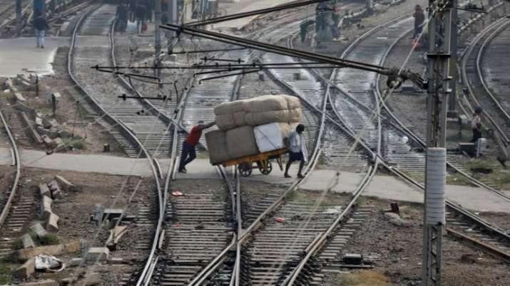 Railway Track- IndiaTV Paisa
