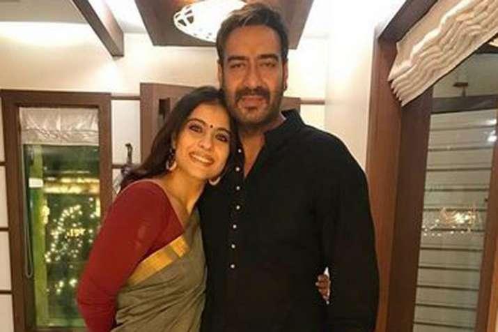 Kajol, Ajay Devgn- India TV