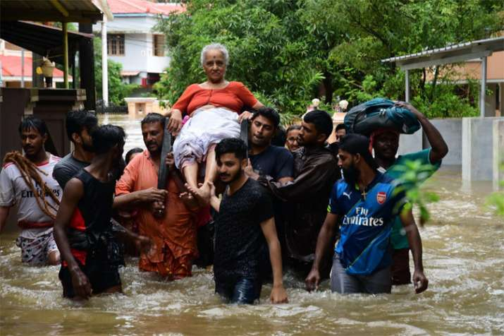 Kerala flood: Death toll reaches 27, two more Idukki dam gates opened | PTI- Khabar IndiaTV