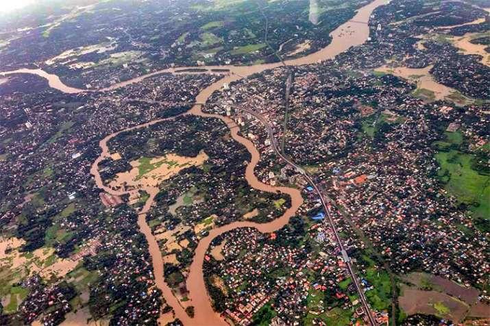 Kerala Flood- Khabar IndiaTV