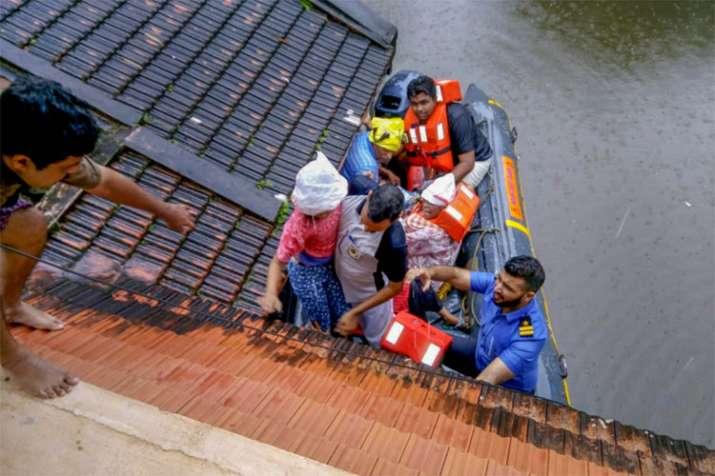kerala flood- India TV