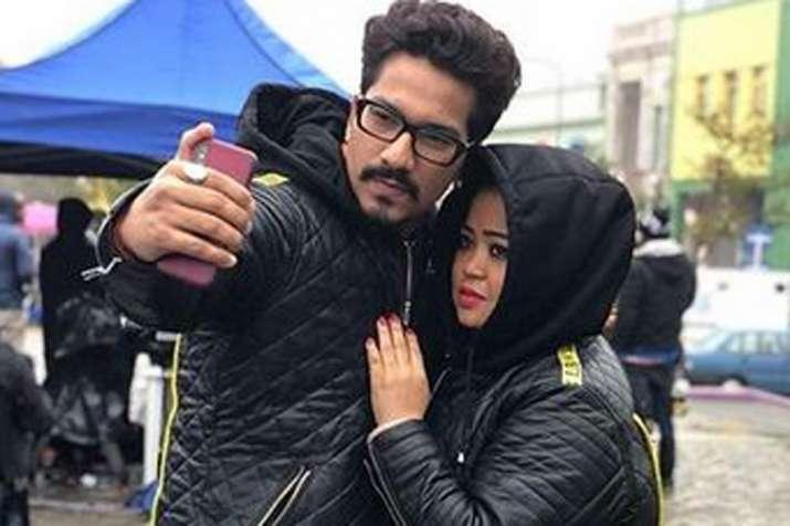 Haarsh Limbachiyaa, Bhari Singh- India TV