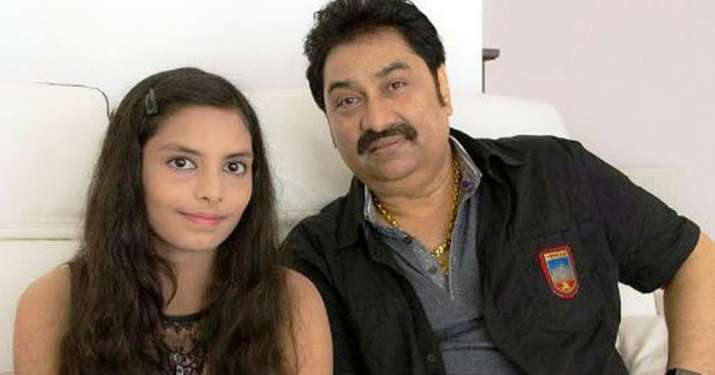 Kumar Sanu, Shannon- India TV