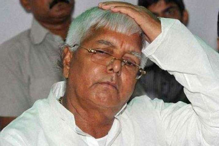 Jharkhand High Court asks Lalu Yadav to surrender by August 30 | PTI- India TV