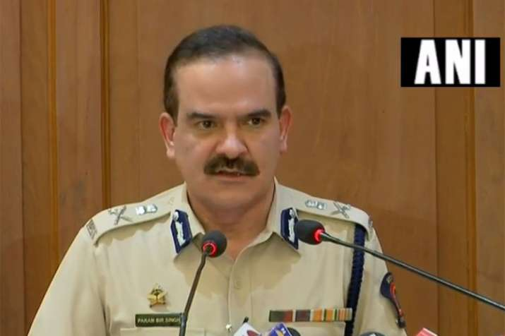 Maharashtra police ADG Param Bir Singh | ANI- India TV