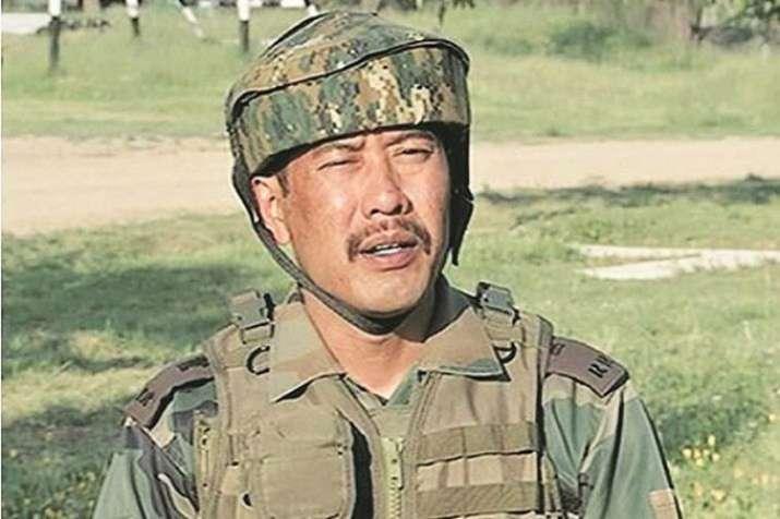 Major Leetul Gagoi- India TV