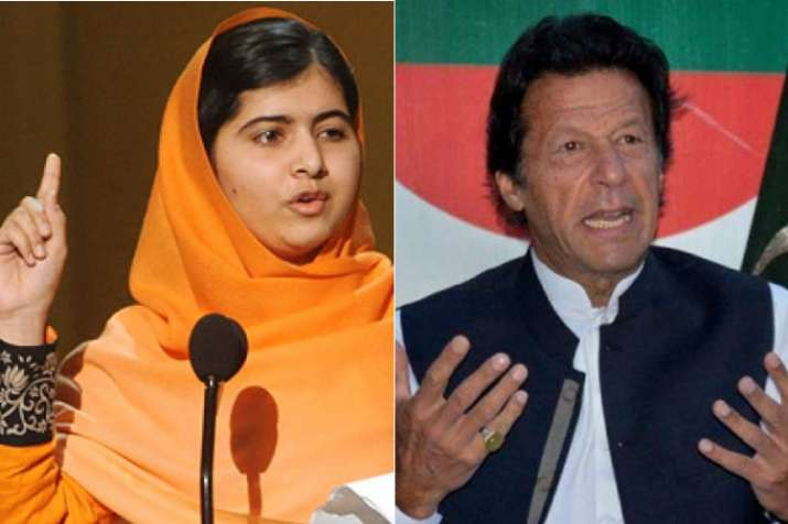 Pakistan: Malala, Imran condemn burning of schools in Gilgit-Baltistan | AP- Khabar IndiaTV