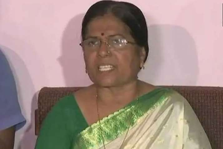Bihar minister Manju Verma resigns over Muzaffarpur shelter home rape case | ANI- India TV