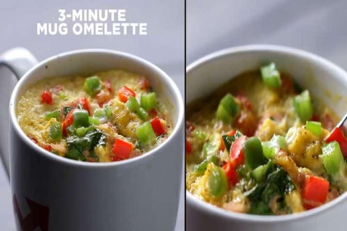 MUg Omelette- India TV