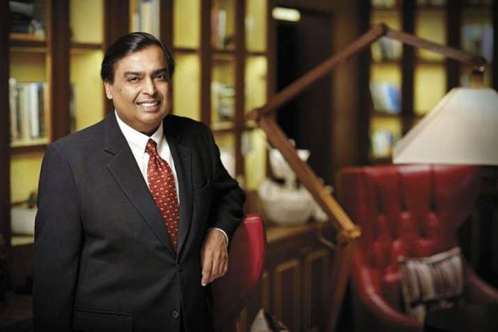 Mukesh Ambani net worth corss USD 50 billion - IndiaTV Paisa