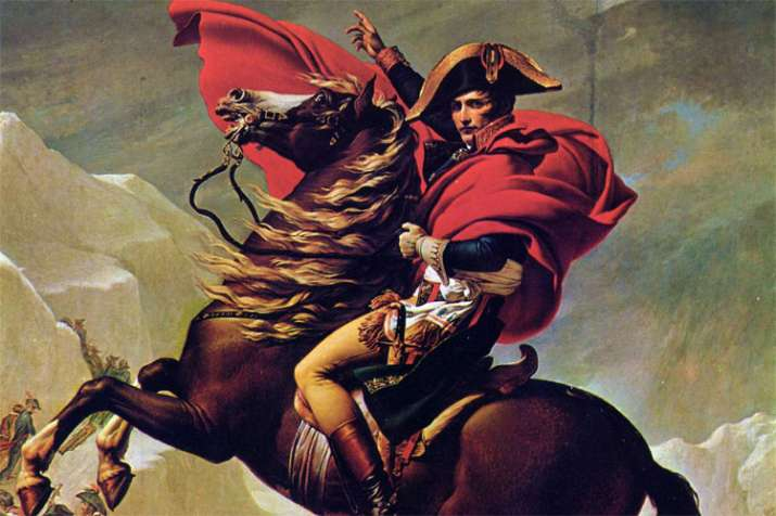 Volcanic eruption to blame for Napoleon's defeat at Waterloo | AP- India TV