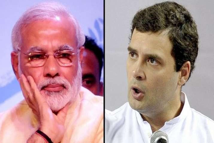 Rahul gandhi dares pm modi to debate on Rafale- India TV