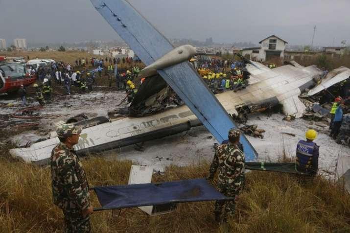 Nepal plane crash: US-Bangla pilot was mentally stressed, reckless | AP File- India TV