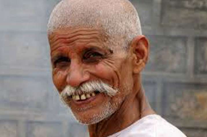 Old man- India TV