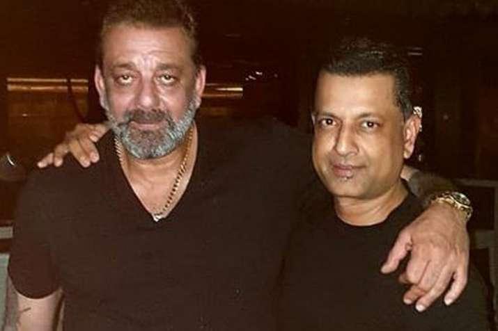 Sanjay Dutt, Paresh Ghelani- India TV