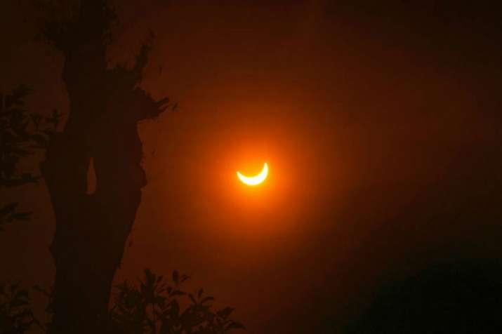 Solar Eclipse 2018- Khabar IndiaTV