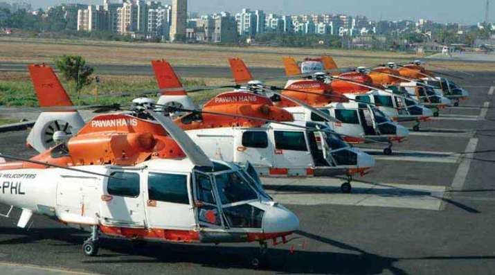 Pawan Hans Helicopters- India TV Paisa