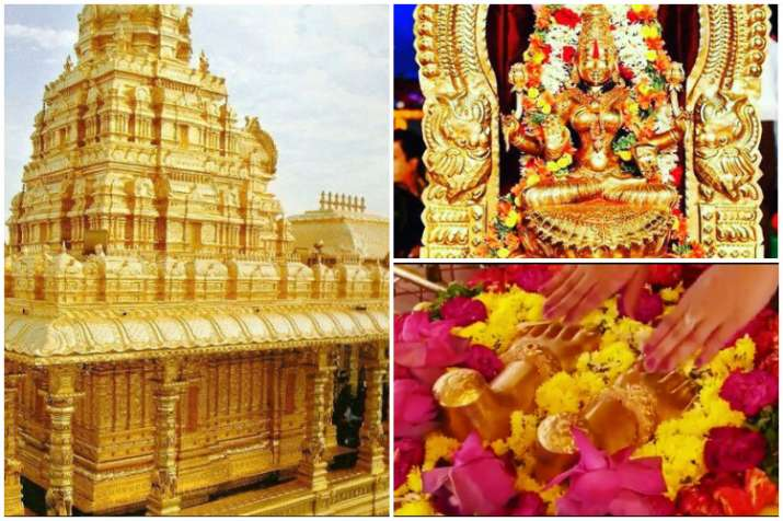 Golden Temple Vellore - India TV