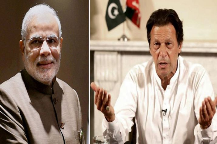 pm modi and imran khan- India TV