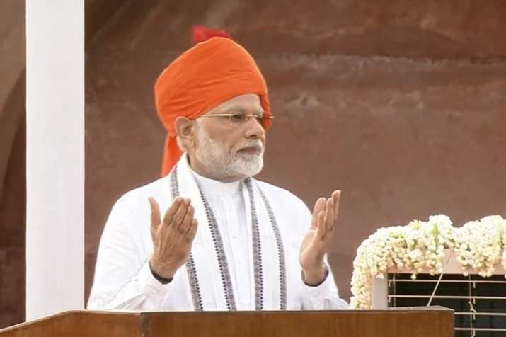 Income Taxpayers count almost doubles in 4 years says PM Modi in Independence Day Speech- India TV Paisa