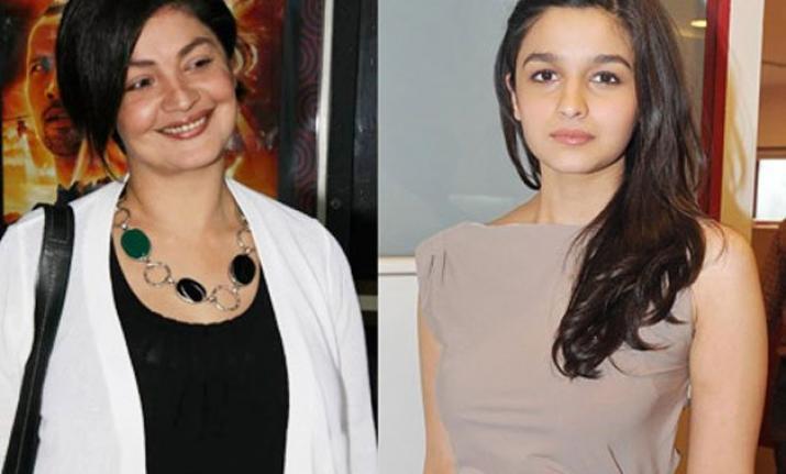 Pooja Bhatt, Alia Bhatt- India TV