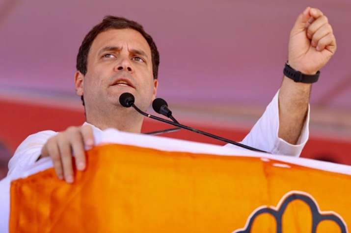 Rahul Gandhi in Jaipur Live Updates- India TV