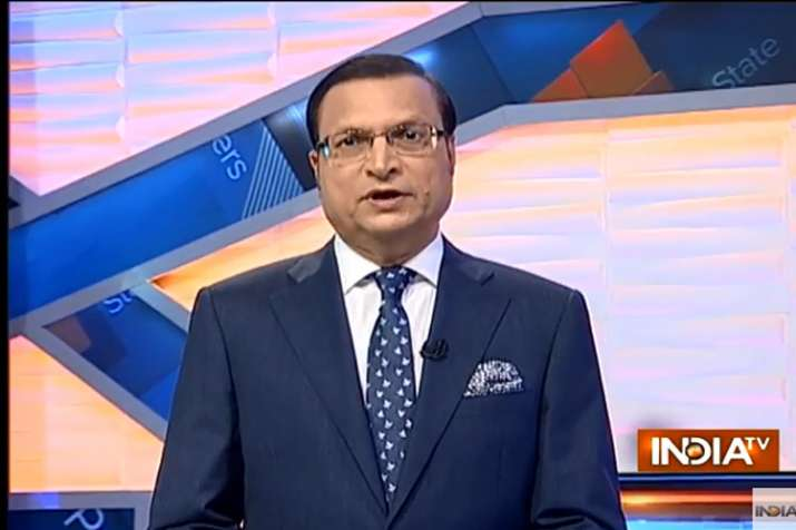 Rajat Sharma Blog: Rahul's assertion that Congress 'had no role' in 1984 riots is surprising- India TV
