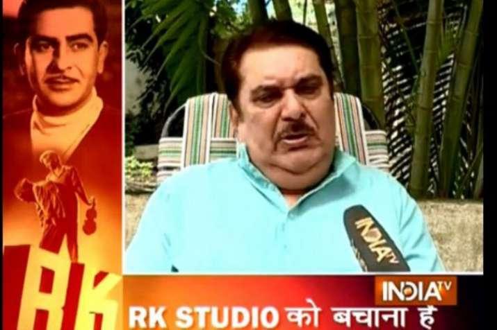Raza Murad- India TV