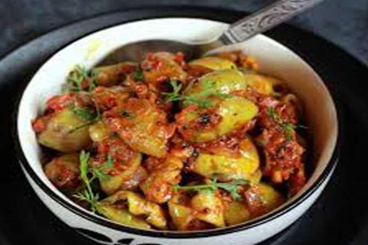 spicy Tindey recipe - India TV