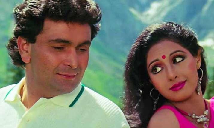 Rishi Kapoor, Sridevi- India TV