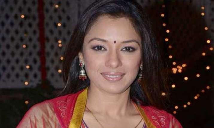 Rupali Ganguly- India TV
