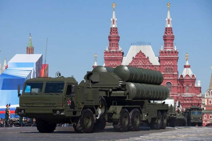 Russian S-400 air defense missile systems | AP Photo- India TV