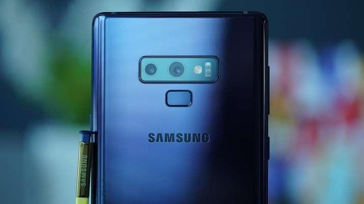 Samsung Galaxy Note 9- India TV Paisa