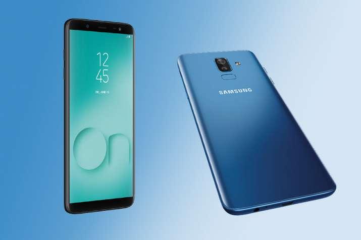 Samsung Galaxy On8- India TV Paisa