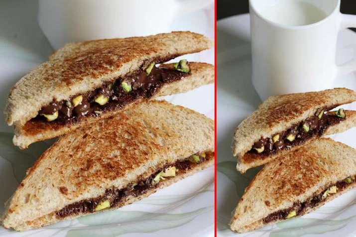 chocolate sandwich- India TV