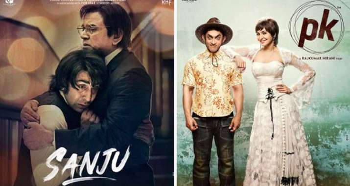 Sanju Box Office Collection- India TV