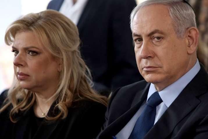 Sara Netanyahu, wife of Israeli PM Benjamin Netanyahu suspect in corruption case   AP File- India TV