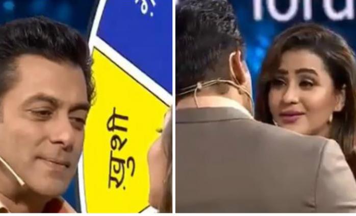 Shilpa Shinde, Salman Khan- India TV