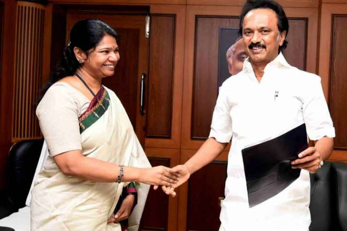 MK Stalin- India TV